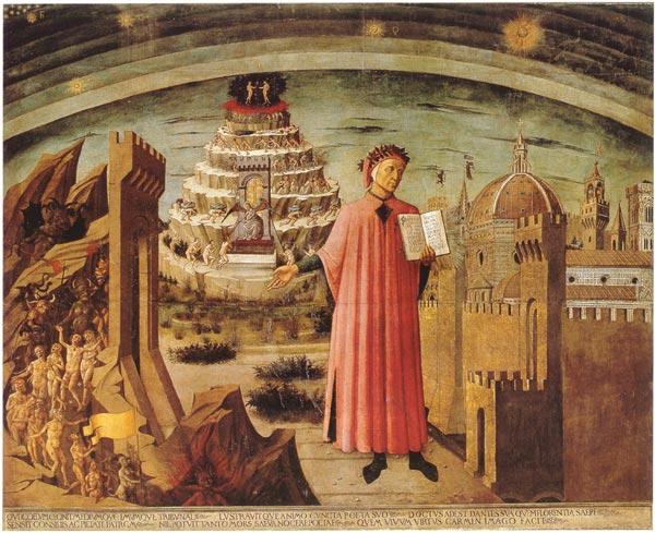 Image result for Duomo di S. Maria del Fiore florence Dante