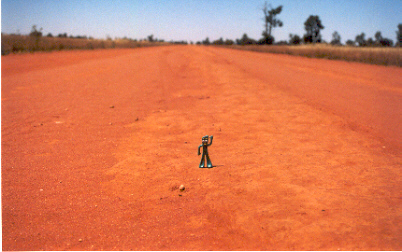 Black Stump Gumby